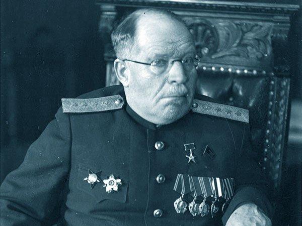 День рождения Николая Бурденко