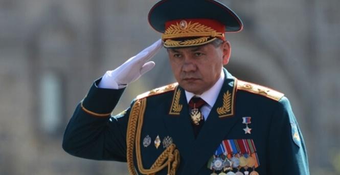 День рождения Сергея Шойгу
