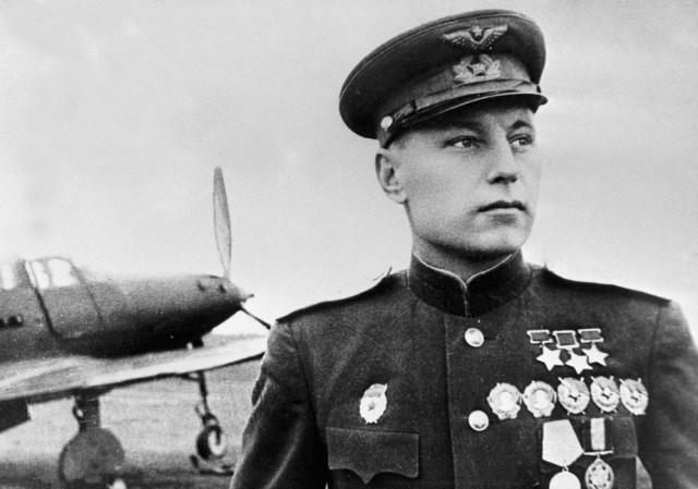 День памяти Александра Покрышкина