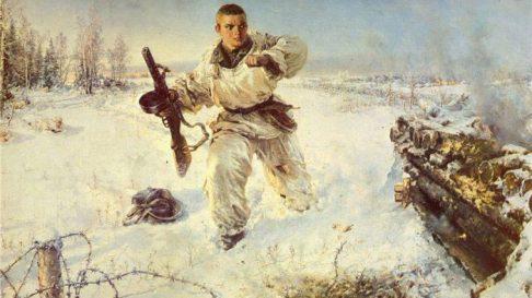 День рождения Александра Матросова