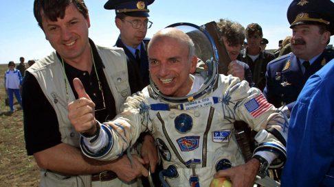 Полет в космос первого космического туриста