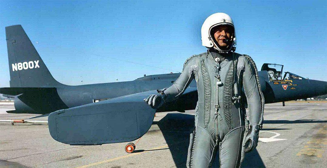 Американский летчик Фрэнсис Пауэрс нарушил воздушное пространство СССР