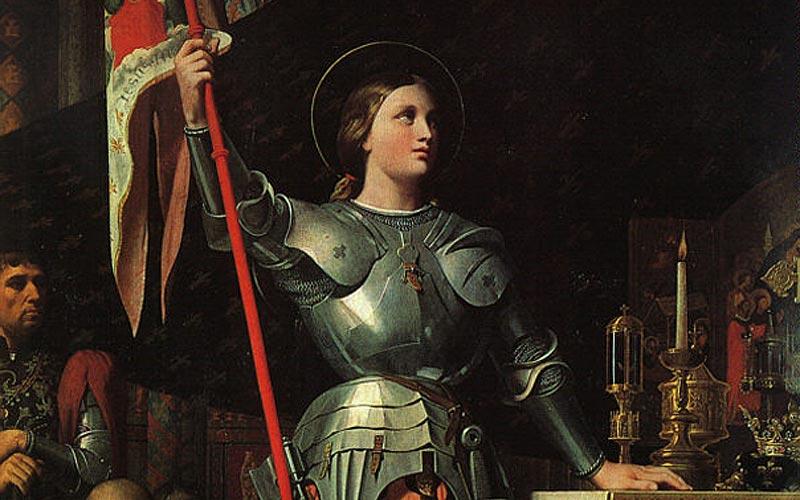 День памяти Жанны д'Арк