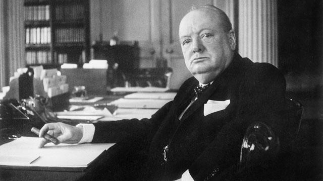 День рождения Уинстона Черчилля