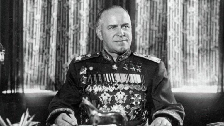 День рождения Георгия Жукова