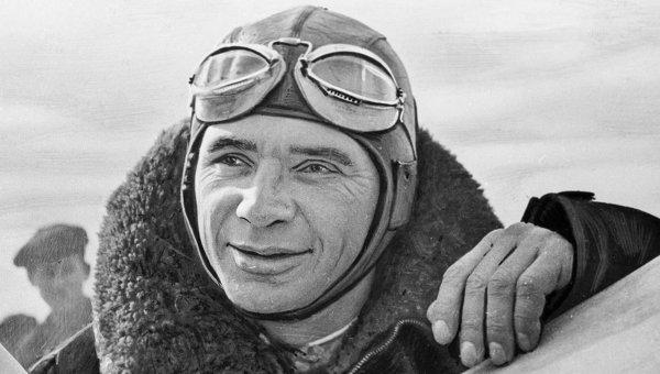 День памяти Владимира Коккинаки