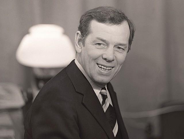 День рождения Георгия Жжёнова